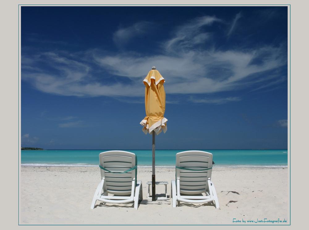 Urlaubsvorbereitung, Entspannung, Outsourcing